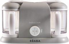 Блендер-пароварка Beaba Babycook Duo 4 в 1 Grey (912464)