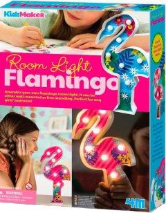 Набор для создания подсветки 4M Фламинго (00-04743)