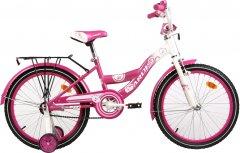 """Детский велосипед Ardis Fashion Girl 16"""" 9"""" Розовый (0433)"""