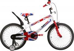 """Детский велосипед Ardis Mini 16"""" 9"""" 2021 Белый (04121)"""