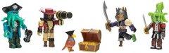 Набор игровых фигурок Roblox Jazwares коллекционных Mix & Match Set Pirate Showdown 8 см 4 шт (ROB0212)