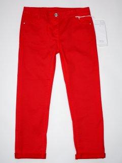 Джинсы Y-clu красные 116 см (YВ10028)