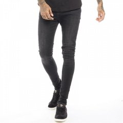 Джинси DFND London Basic Skinny Blackwash Washed Black, 34 (10402355)