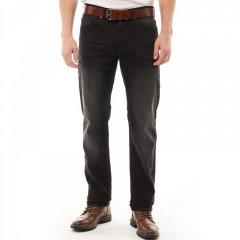 Джинси Onfire Stretch Straight Fit Solid Black Black, 30 (10402385)