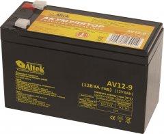 Аккумуляторная батарея Altek AV12-9 AGM 12V 9Ah (2112002)