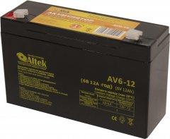 Аккумуляторная батарея Altek AV6-12 AGM 6V 12Ah (2112451)