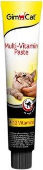 Лакомство для кошек GimCat G-421636/401881 Multi-Vitamin Paste 200 г (4002064401881 / 4002064926315 / 2700000015087)