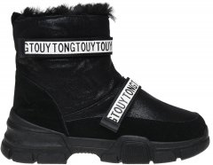 Ботинки Horoso Ke07-1 36 23 см Black (H2100000186662)