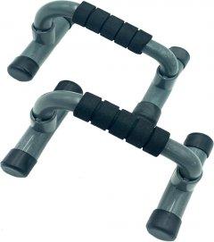 Упоры для отжиманий Newt Push Gym NE-1-06 2 шт Черные (NE-1-06)