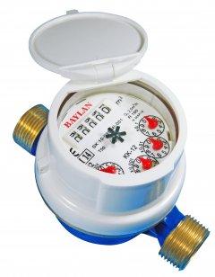"""Счетчик для холодной воды BAYLAN КК-12 ХВ DN15 (IMP.) класс точности """"С""""/R=160"""