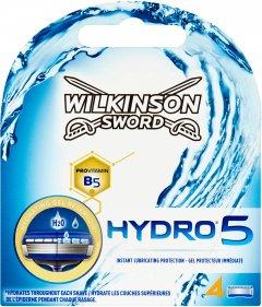 Сменные лезвия Wilkinson Sword Hydro 5 4 картриджа (4027800002207)
