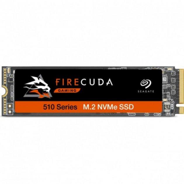 Накопичувач SSD M. 2 2280 500GB Seagate (ZP500GM3A001) - зображення 1