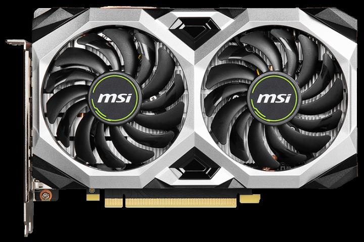 MSI PCI-Ex GeForce GTX 1660 Super Ventus XS OC 6GB GDDR6 (192bit) (1815/14000) (HDMI, 3 x DisplayPort) (GTX 1660 SUPER VENTUS XS OC) - зображення 1