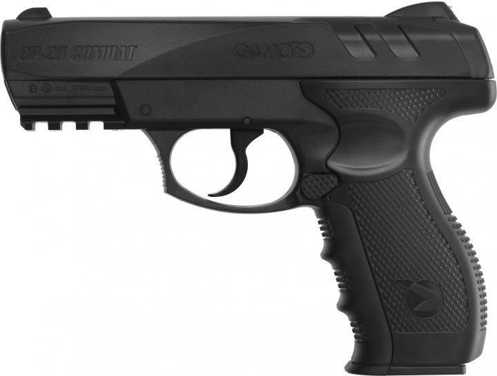 Пневматический пистолет Gamo GP-20 Combat (6111397) - изображение 1
