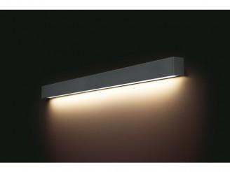 Світильник меблевий Nowodvorski 9616 Straight Wall LED Graphite L - зображення 1
