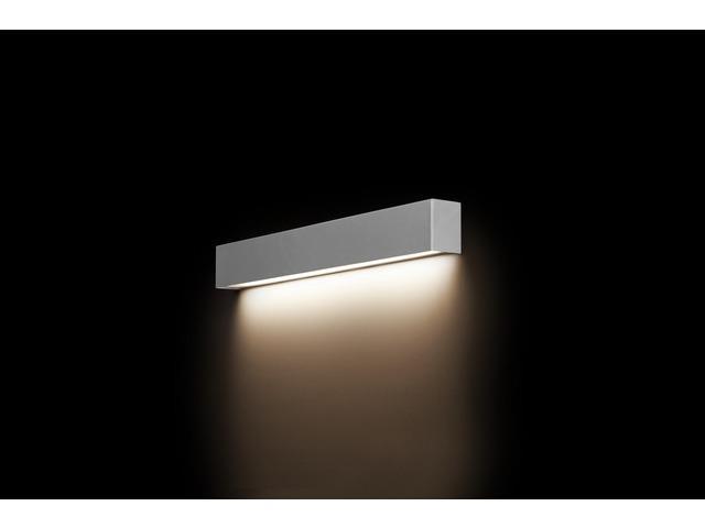 Світильник меблевий Nowodvorski 9613 Straight Wall LED Silver S - зображення 1