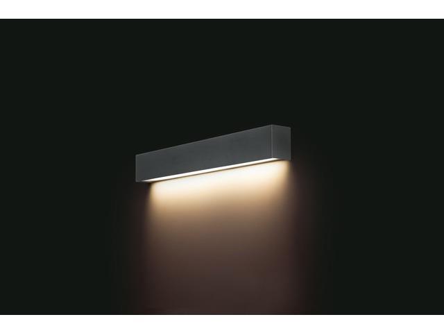 Світильник меблевий Nowodvorski 9618 Straight Wall LED Graphite S - зображення 1