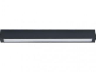 Світильник меблевий Nowodvorski 9626 Straight LED Graphite Ceiling S - зображення 1