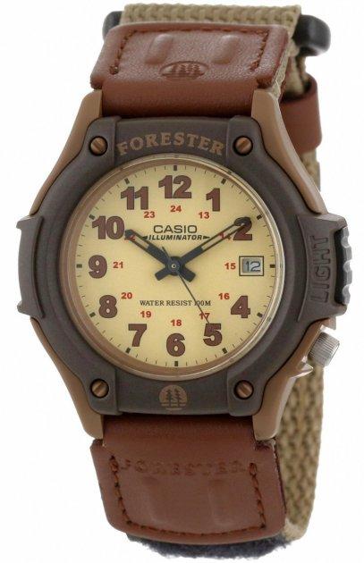 Мужские часы Casio FT-500WVB-5BV - изображение 1