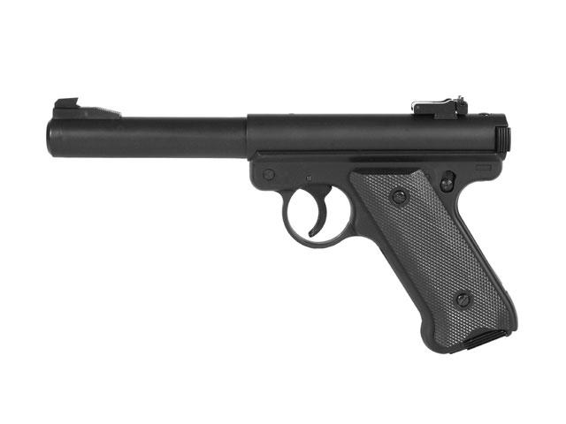 Пістолет KJW MK-1 Plastic Green Gas (Страйкбол 6мм) - зображення 1