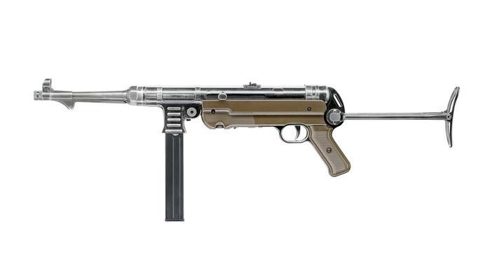Пневматический пистолет Umarex Legends MP German Legacy Edition - изображение 1