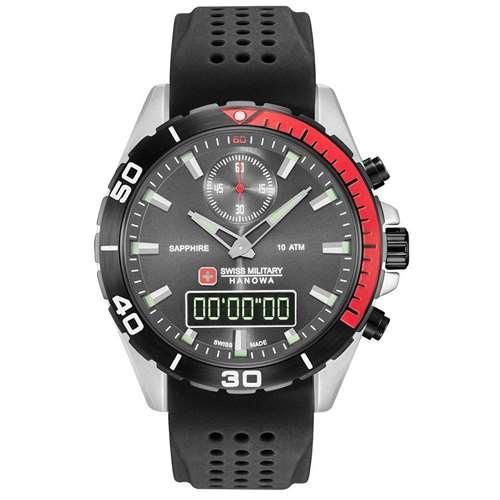 Годинник Swiss Military-Hanowa 06-4298.3.04.009 - зображення 1
