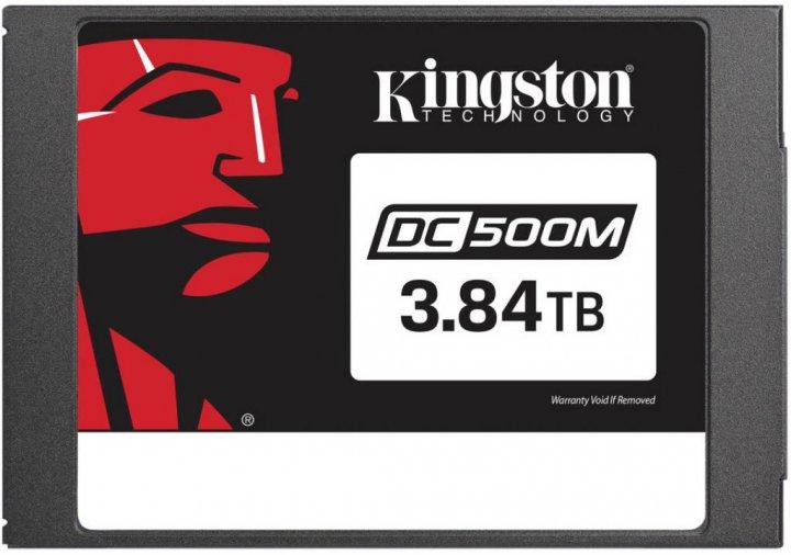 """Kingston DC500M 3.84TB 2.5"""" SATAIII 3D TLC (SEDC500M/3840G) - зображення 1"""