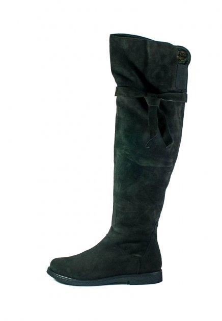 Сапоги демисезонные женские MIDA 22352-612 коричневые (37) - изображение 1