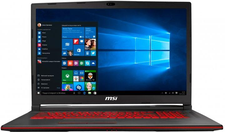 Ноутбук MSI GL73 8RE (GL738RE-696DE) - изображение 1