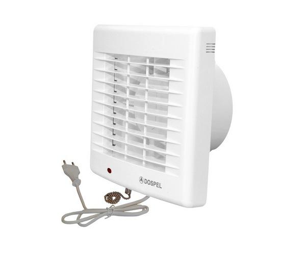 Вытяжной вентилятор Dospel POLO 4 100 WP (007-0056) - изображение 1