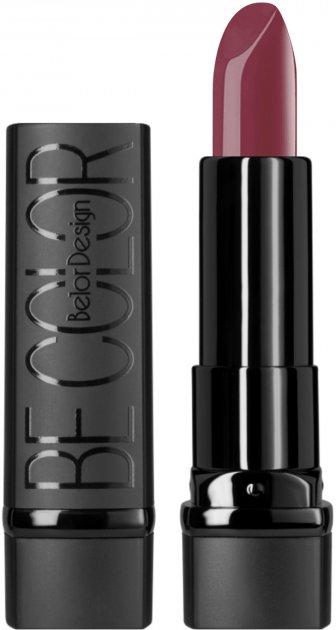 Губная помада Belor Design Smart girl Be color тон 133 Индийский красный 4.3 г (4810156047011) - изображение 1