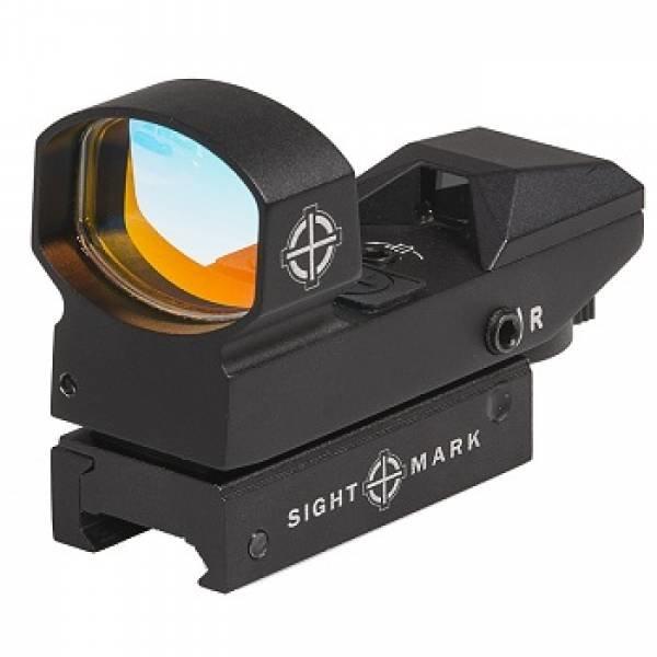 Коллиматорный прицел Sightmark SM26013 с электронной системой управления яркостью - изображение 1