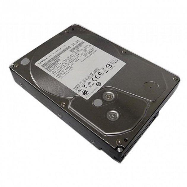 "Жесткий диск Hitachi 1Tb (3.5"", 7200 RPM, 32 Mb, SATAII, 0F10383/HDS721010CLA332) Б/У - изображение 1"