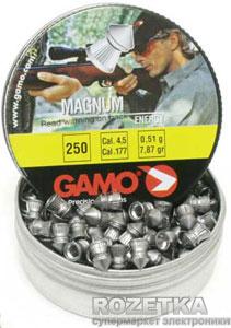 Свинцовые пули Gamo Magnum 0.49 г 250 шт (6320224) - изображение 1