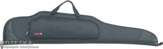 Чохол Gamo для пневматичної рушниці із прицілом 125 см Lux Black (6212374) - зображення 1
