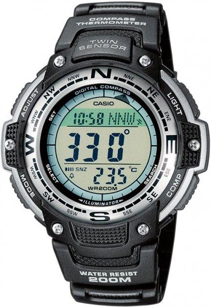 Мужские часы CASIO SGW-100-1VEF - изображение 1