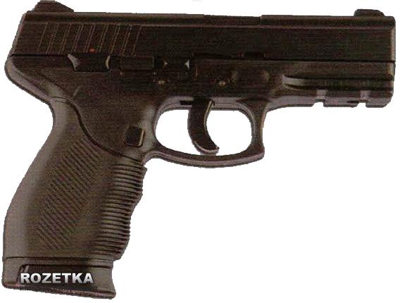 Пневматичний пістолет KWC KM46(D) (AAKCMD461AZB) - зображення 1