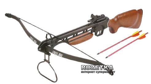 Арбалет Man Kung MK-150A1R + 2 стрелы (31/MK-150A1R) - изображение 1