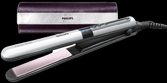 Щипцы для волос PHILIPS ProCare Keratin HP8361/00 - изображение 1