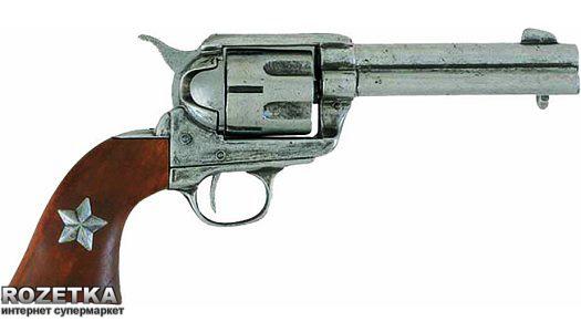 Макет револьвера Colt M1873 Single Action Army 1888 (1038) - зображення 1