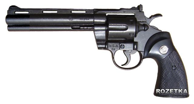 Макет револьвера Colt Python 6 .357 Magnum 1955 (1050) - зображення 1