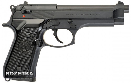 Макет пістолета Beretta 92F (1254) - зображення 1
