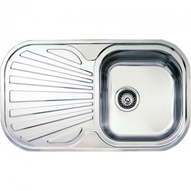 Кухонна мийка TEKA STYLO 1B 1D декор 10107043 - зображення 1