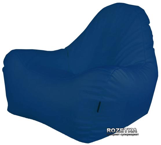 Крісло-мішок Starski Hi-Poly Mini (RZ-0006) Midnight Blue - зображення 1