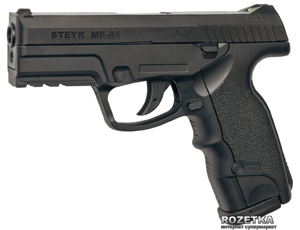 Пневматичний пістолет ASG Steyr M9-A1 (23702506) - зображення 1