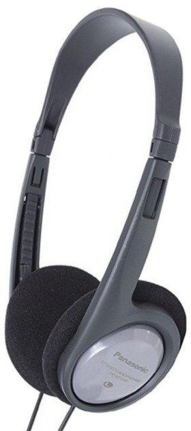 Наушники Panasonic RP-HT010GU-H Grey - изображение 1