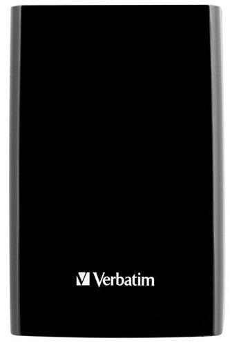 """Жесткий диск Verbatim Store n Go 1TB 53023 2.5"""" USB 3.0 External Blister Black - изображение 1"""