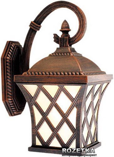 Настенный уличный светильник Brille GL-73 AM (L16-001) - изображение 1