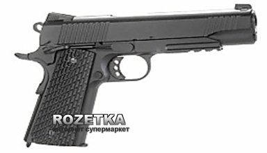 Пневматичний пістолет SAS M1911 Tactical (23701429) - зображення 1