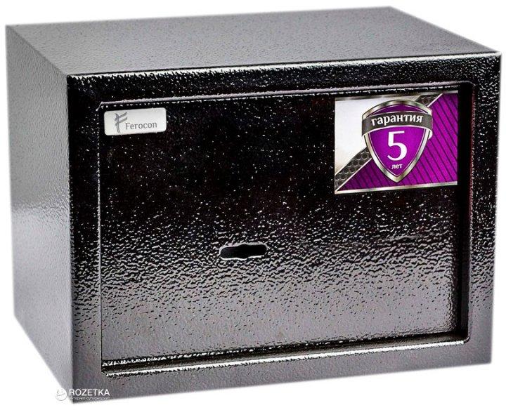 Сейф мебельный FEROCON БС-17К.9005 - изображение 1